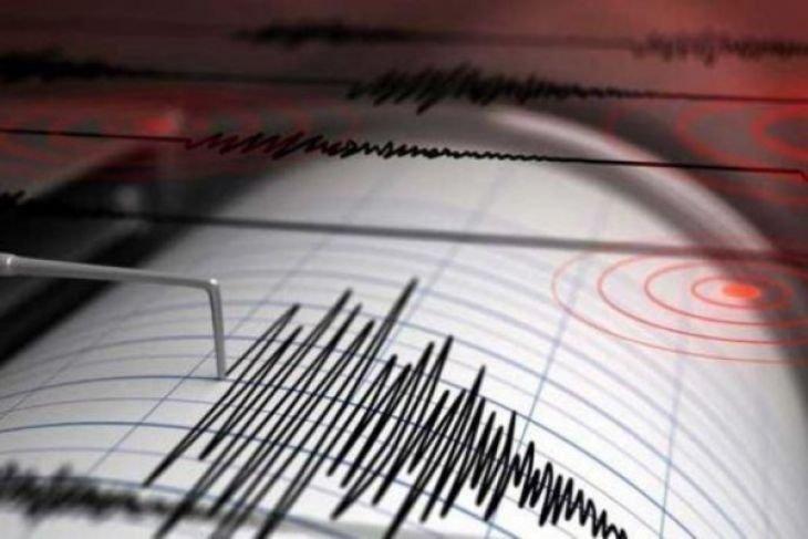 Gempa 5,5 SR Guncang Padang