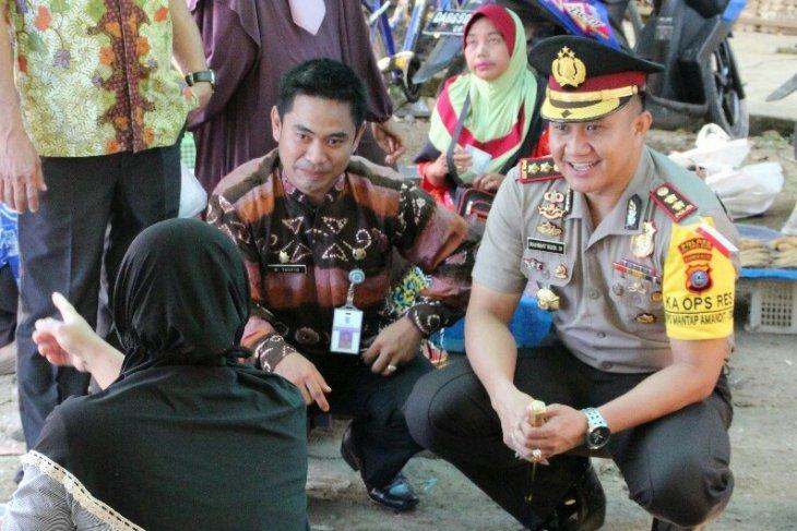 Harga Sembako Di HSS Masih Stabil