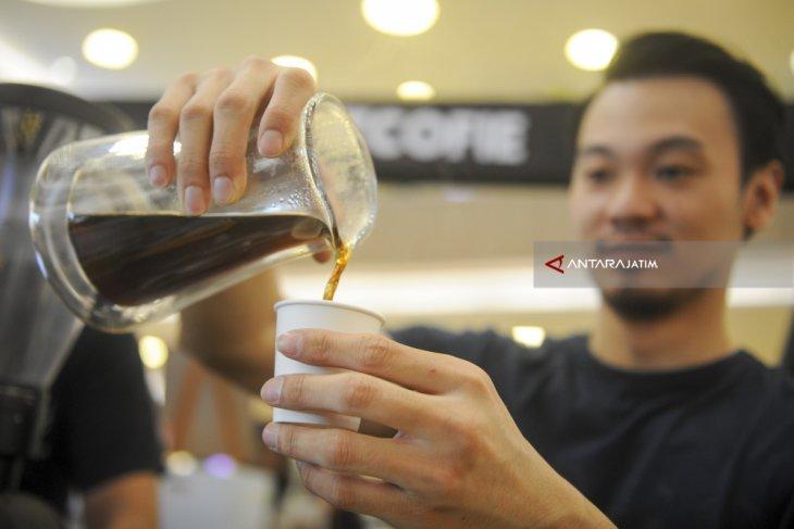 Barista Indonesia Siap Bertarung di AS
