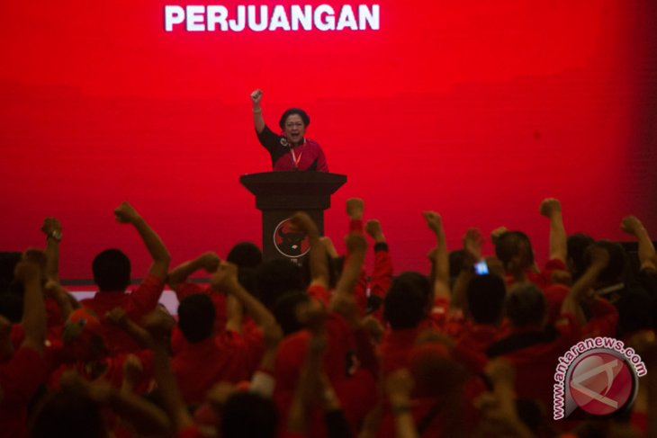 PDI in Struggle names Jokowi as candidate for presidential elections 2019