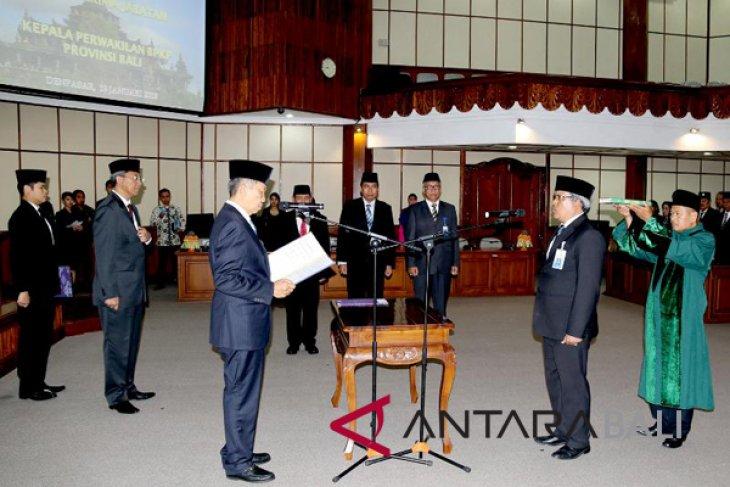Gubernur Bali mutasi enam pejabat eselon II