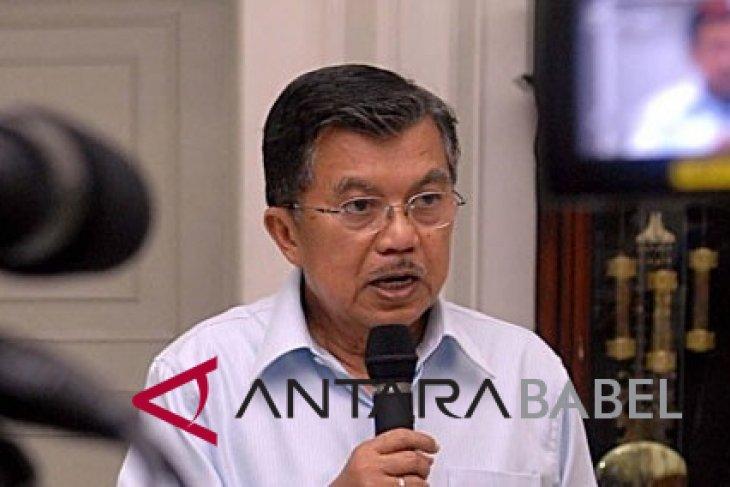 Wapres Jusuf Kalla jelaskan usulan kenaikan dana haji