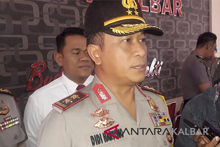 Kapolda Kalbar: Kepala BPN Sanggau sudah dipantau