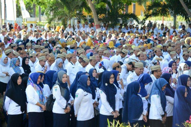 Pemprov Gorontalo Akan Buka Lowongan Untuk 27 PPPK