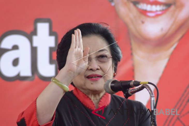 Megawati sambangi Mabes Polri temui Kapolri Tito Karnavian