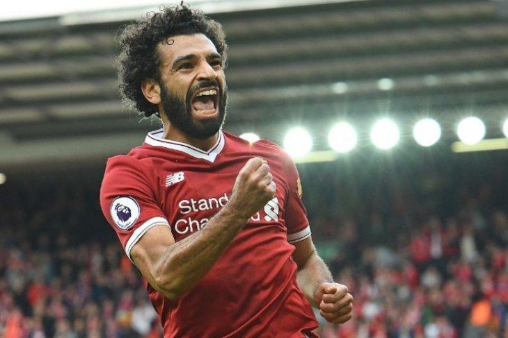 Salah pemain terbaik Afrika tahun ini