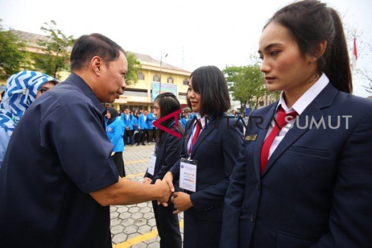 UMSU terima pertukaran mahasiswa se-Asia Tenggara