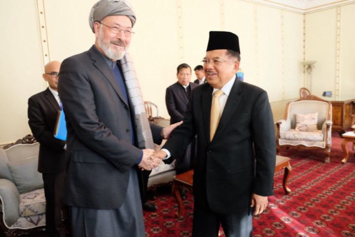 Indonesia`s interest in Afghanistan`s peace