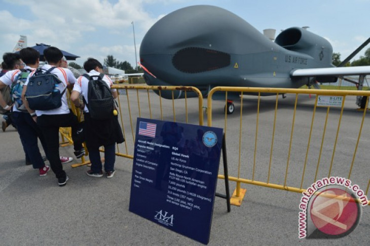 Indonesia, US strengthen cooperation on unmanned aircraft system