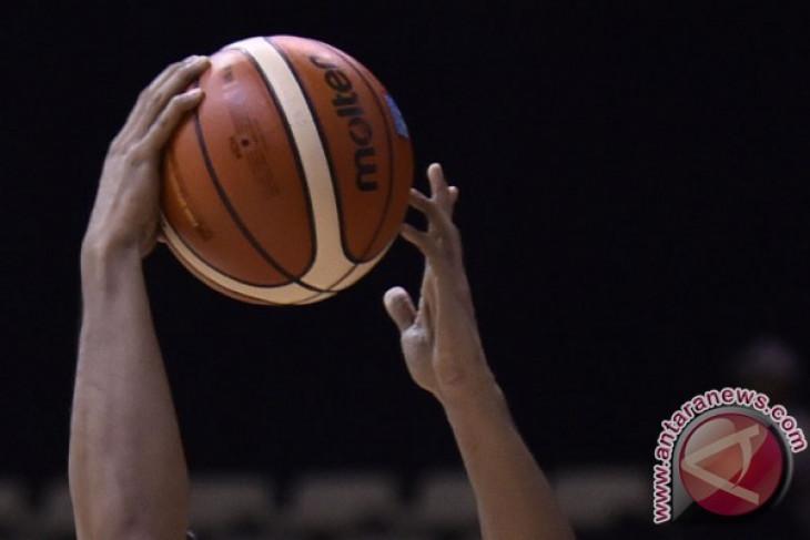 Timnas basket Indonesia berjuang untuk kunci peringkat tiga Grup A