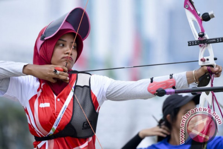 Archery - Choirunisa focuses on pursuing personal target in Asian Games