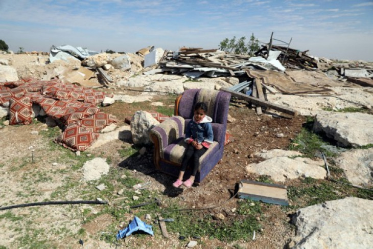 France warns of humanitarian, political consequences of Khan Al-Ahmar demolition