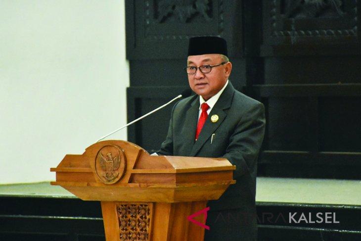 Anang Syakhfiani aktif lagi sebagai Bupati Tabalong