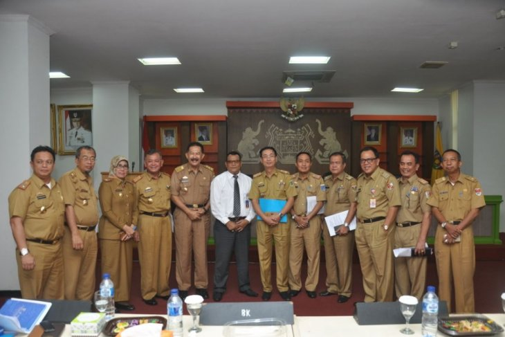 Lampung Tuan Rumah Forum Gubernur Mitra Praja Utama Ke XVIII