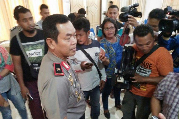 Wakapolda silaturahmi ke KPU Maluku