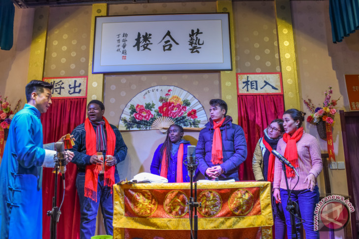 """""""Hot Spa & Snow Play"""" -- Liaoning sends its new year invitation to the world"""