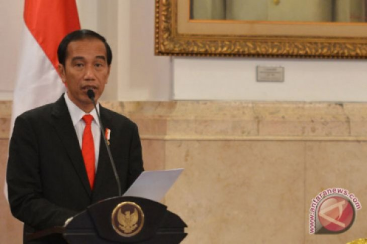 President Jokowi installs 20 new Indonesian ambassadors