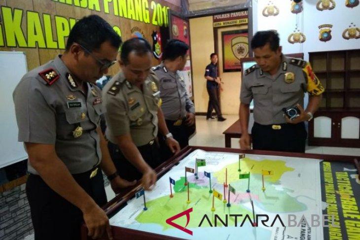 Kapolres Pangkalpinang ajak masyarakat sukseskan Pilkada 2018