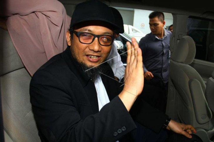 KPK tindak lanjuti rekomendasi Komnas HAM terkait kasus Novel