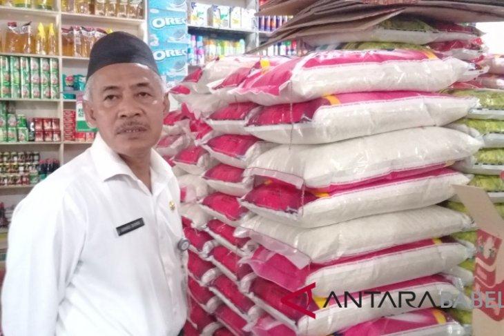 Bangka Belitung waspadai trend kenaikan harga beras medium