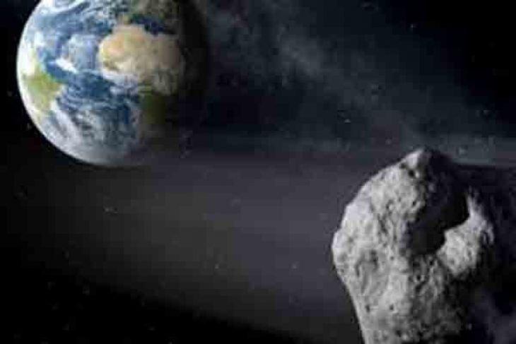Pesawat luar angkasa NASA ambil sampel batu asteroid