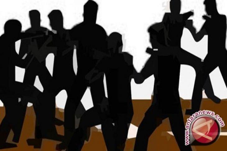 Ricuh kelompok pendukung futsal berujung pembacokan i