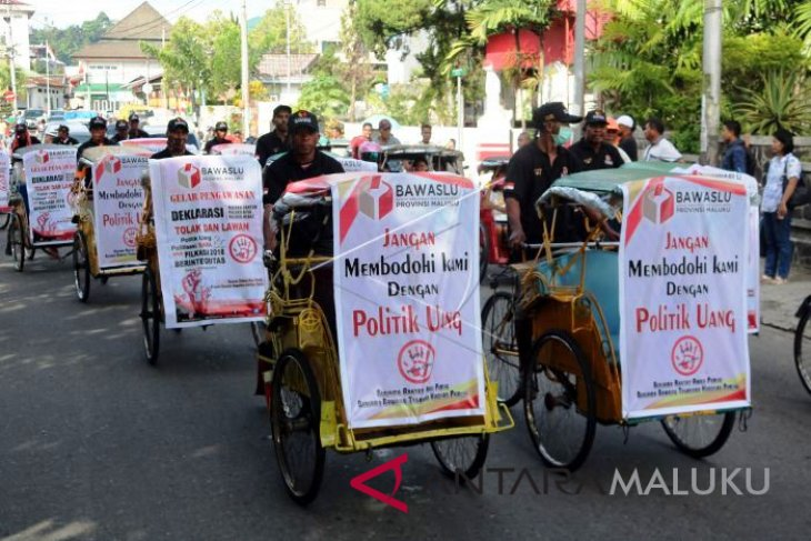 Calon independen warnai pilkada Maluku