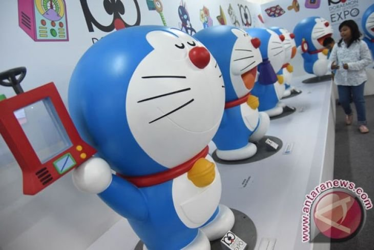 Produsen resmi Doraemon merugi akibat pemalsuan produk