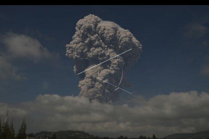 BPBD Aceh Selatan pantau dampak letusan Sinabung