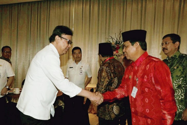 Gubernur Kalsel: Hasil Raker Pusat Jadi Kebijakan Strategis Daerah