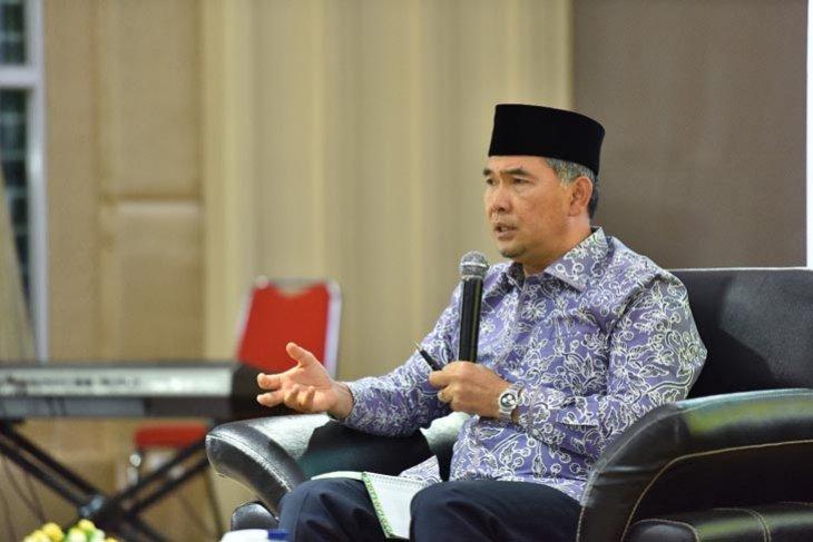 Diskusi menakar capaian program pembangunan Kota Jambi