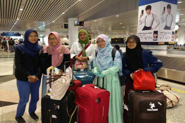 Lima mahasiswa IPB ikuti Student Exchange di Universitas Putra Malaysia