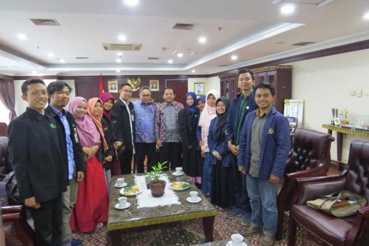 Mahasiswa IPB belajar kepemimpinan dari Ketua MPR RI