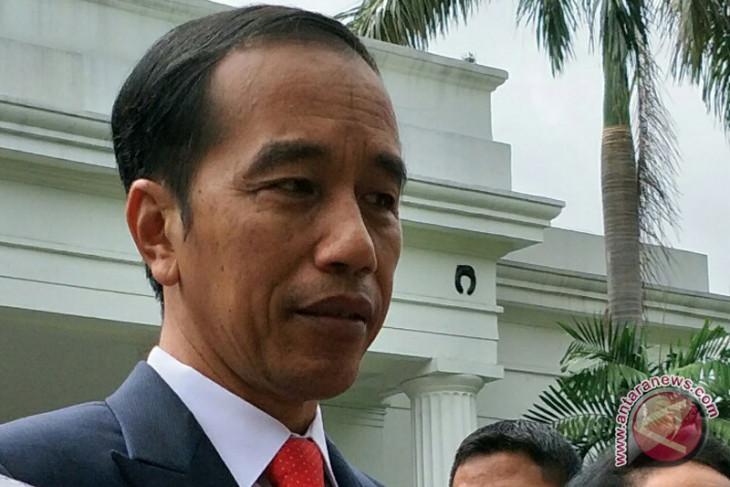 President Jokowi optimistic of labor-intensive program boosting purchasing power