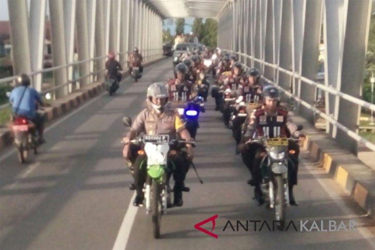 1.700 Polisi dikerahkan untuk pengamanan Imlek Tahun 2570