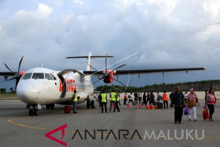Wings Air buka penerbangan Labuha-Ambon