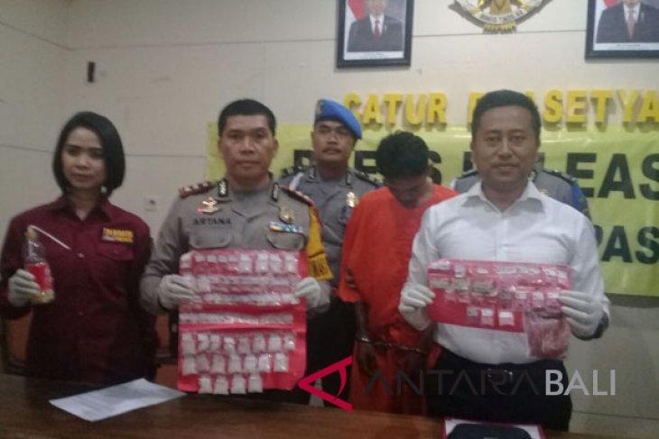 Polisi Denpasar bina pemuda mabuk