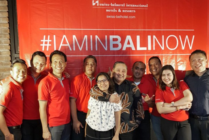 Promosikan Bali, Swiss-Belhotel International kampanyekan #IAMINBALINOW