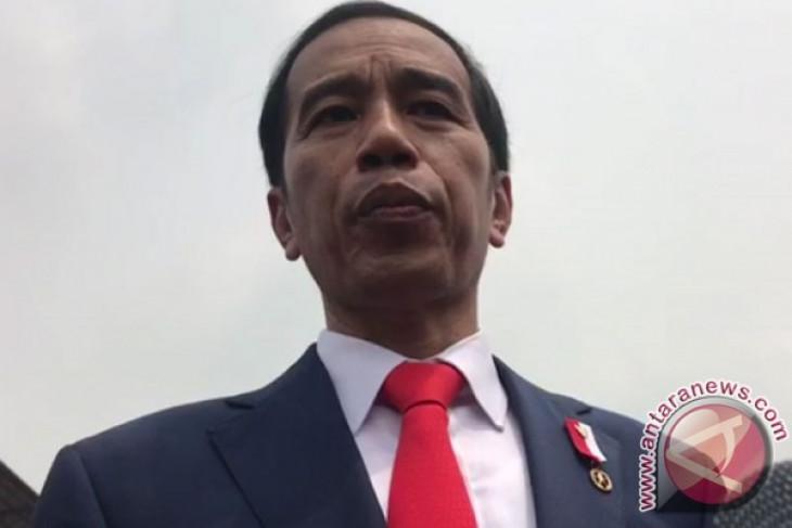 No toddler is communist: Jokowi