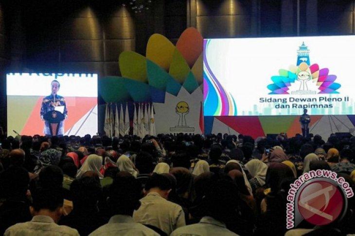 Jokowi calls on parliament to finalize law on entrepreneurship