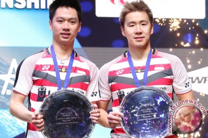 Marcus/Kevin retain All England title