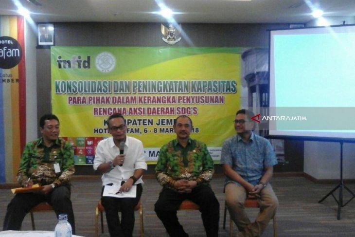 Keseriusan INFID-Migrant Care Dorong Penyusunan RAD SDGs di Jember