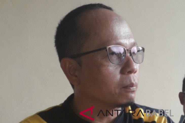 DPRD Bangka Tengah kritisi kondisi dinding bangunan pasar retak