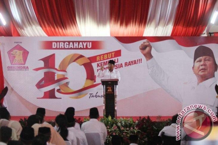 Gerindra-PKS Terus Berkomunikasi Soal Capres 2019