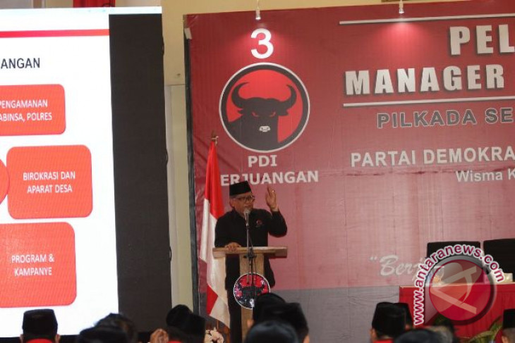 Jokowi`s election campaign team to have 10 directorates