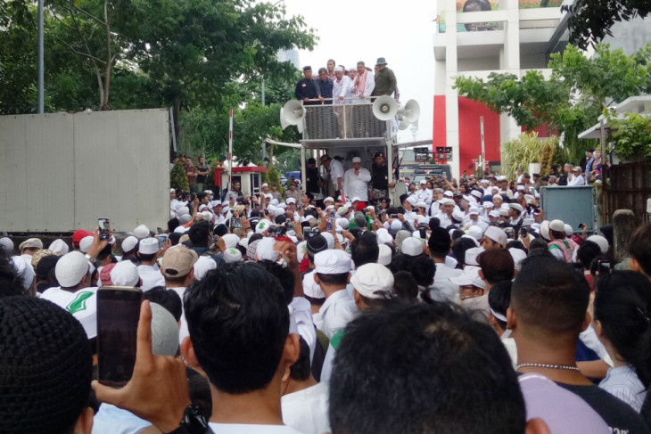 AJI denounces demonstration by FPI at Tempo office