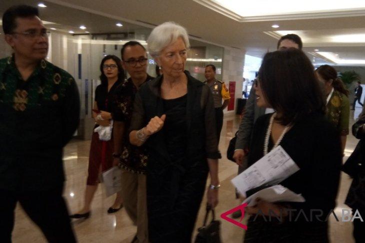 IMF: pertemuan Bali bahas mata uang digital