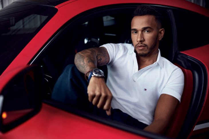 TOMMY HILFIGER announces Formula One world champion Lewis Hamilton as global brand ambassador
