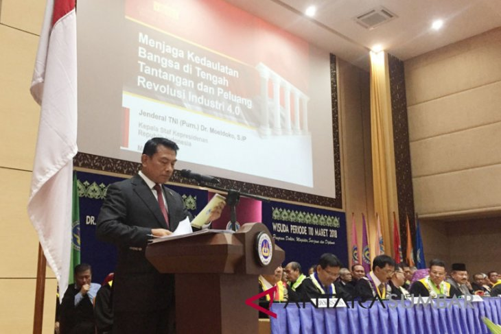 Kepala Staf Kepresidenan Moeldoko apresiasi kinerja Kementerian PANRB