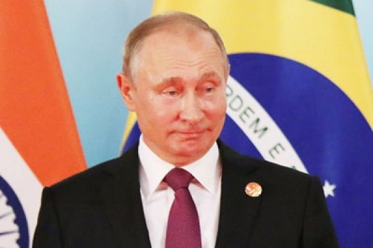 Rusia usir 59 diplomat dari 23 negara, kenapa?